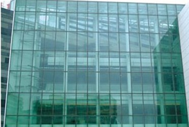 玻璃幕墙建设