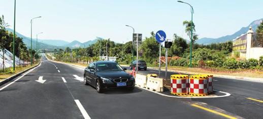 城市道路路面设施建设