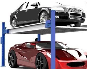 立体车库具有车位功能