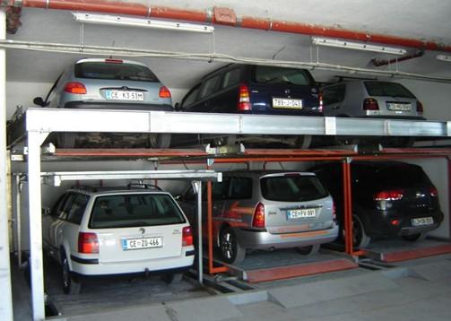 立体车库智能系统安装